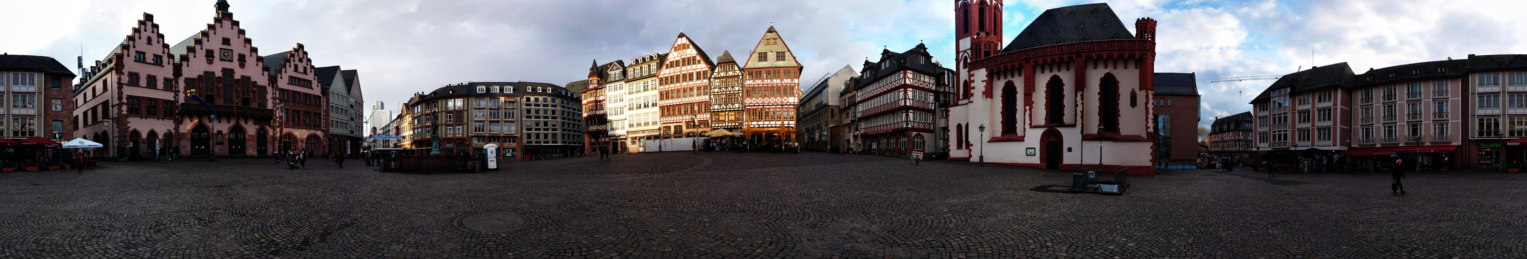 Frankfurts Oldtown